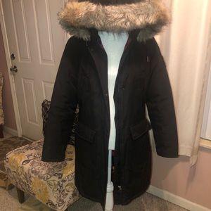 Calvin Klein Performance Winter Coat.